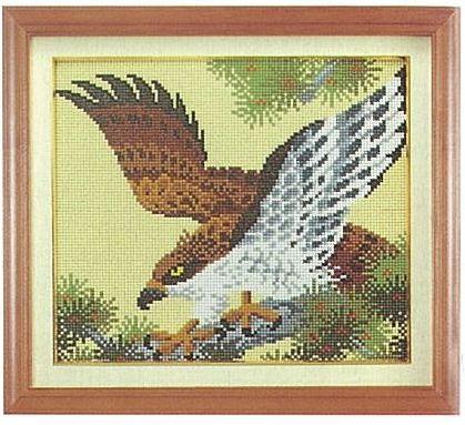 【スキルホビーコレクション】スキルギャラリー G707 鷹 【取寄せ品】 【C3-7】