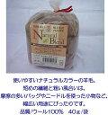 【ハマナカ H440-008】ナチュラルブレンド羊毛 40g ハーブカラー 【C3-8】UM-NG