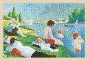 【DMC】刺しゅうキット BL1065-71The National Gallery 「クロード・モネ アニエールの水浴」◆◆【C3-7】U-OK