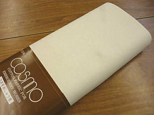 【コスモ 9100】刺しゅう(こぎん)布コングレス 約112cm幅 (数量×10cm)◆◆ 【C3-8】U1.5 M1