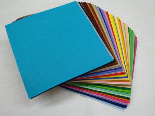 【ROYALロイヤル】カラーフェルト20cm全色(50色×1枚)セット見本帳付き