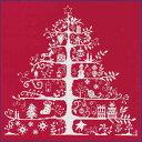 【DMC】 刺しゅうキット クリスマス Christmas collection JPBK557 Christmas Tree ◆◆【C3-7】U-OK
