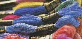 ★エントリーで全商品P5倍★ 【DMC】刺しゅう糸 #25番 No.19 グレー・黒系 【C3-8】