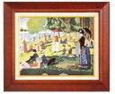 【オリムパスOLYMPUS】刺しゅうキット 875アートギャラリー「グランド・ジャット島の日曜日」スーラ作【取寄せ品】【…
