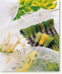 【オリムパスOLYMPUS】刺しゅう糸#25 全色(434色)×1カセ 【C3-8】