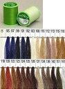 【フジックスFUJIX】シャッペスパン手縫い糸-4 50m【C1-2】U-OK M-NG