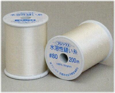 【FUJIXフジックス】水溶性縫い糸あらゆる種類のしつけに