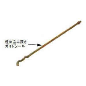 AA3415 異形Sアンカーボルト M16×550【10個入】