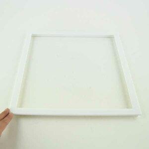 壁用点検口 ビニール枠 300ミリ角 12.5ミリ用 白 創建