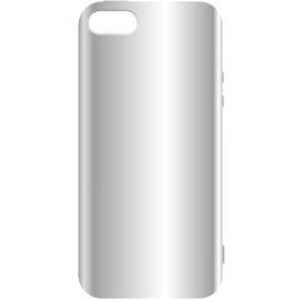iPhoneSE(第1世代)/iPhone5S/iPhone5専用シリコンジャケット ホワイト