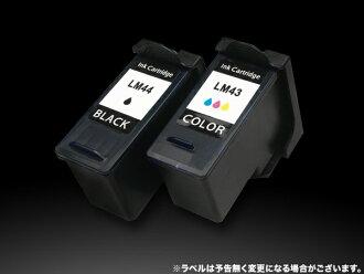 렉스 마크 (Lexmark) # 43 & # 44 재생 잉크 TPJPN25 블랙 컬러