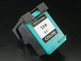 C9361HJ HP用 HP136 リサイクルインクカートリッジ カラー