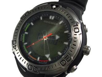imajon IMMERSION 200M防水潜水员手表6891黑色