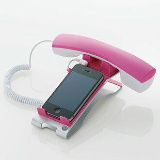 为为智能手机电话立场 MPA PS001PN 粉红色 (某人)