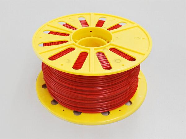 【処分セール】3Dプリンター CUBIS(キュービス) 専用 PLAフィラメント 1.75mm レッド 【メール便不可】【送料無料】【あす楽対応】