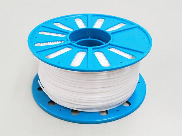【処分セール】3Dプリンター CUBIS(キュービス) 専用 PLAフィラメント 1.75mm ホワイト 【メール便不可】【送料無料】【あす楽対応】