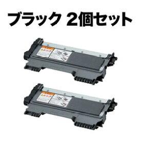 ブラザー用 TN-27J 互換トナー 2本セット ブラック 2個セット DCP-7060D/DCP-7065DN/FAX-2840/FAX-7860DW/HL-2240D/HL-2270DW/MFC-7460DN