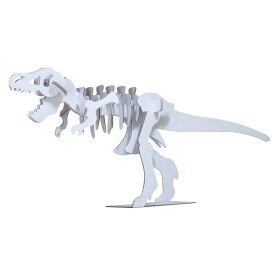 ハコモ ダンボール工作キット hacomo kids ティラノサウルス THM-0173