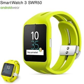 索尼 android 磨损 Android 免费软件 smartwatch 3 SmartWatch3 SWR50/G 石灰 (某人)