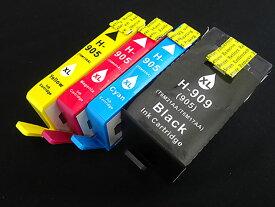 T6M05AA T6M09AA T6M13AA T6M21AA HP用 HP905XL・HP909XL リサイクルインク 全色XLサイズ 4色セット OfficeJet Pro 6970