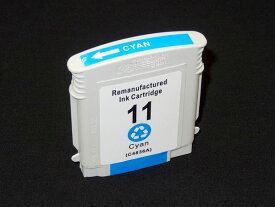 C4836A HP用 HP11 リサイクルインクカートリッジ シアン