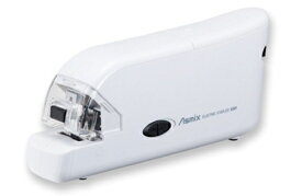アスカ Asmix 電動ステープラー ホワイト ES01W (sb)
