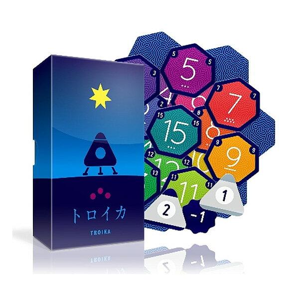 オインクゲームズ テーブルカードゲーム トロイカ TROIKA (sb) 【メール便不可】【送料無料】【あす楽対応】