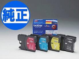 【取り寄せ品】ブラザー工業(Brother) 純正インク LC16インクカートリッジ 4色セット LC16-4PK MFC-6890CN MFC-6490CN MFC-5890CN