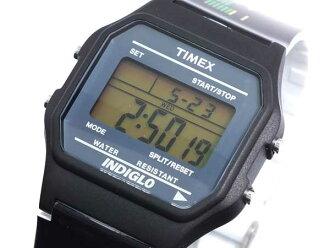 Timex TIMEX TIMEX80 集合手表 T2N374 黑白拉斯特