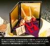 コンパクトに飾れる!選べる武将の五月人形金属をふんだんに使用した豪華造型兜飾り「ぷりふあ監修選べる六武将兜飾り織田信長/徳川家康/伊達政宗/上杉謙信/武田信玄/真田幸村」武将五月人形鎧兜コンパクトミニリビングチェスト洋室にオススメ