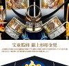 五月人形兜飾り「宝童作銀上杉彫金兜収納タイプのお飾り2018年作新作」●上杉収納飾り
