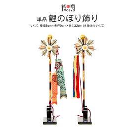 【EVOLVE専用オプション】EVOLVE 兜用 鯉脇飾り 【ISSEN/TENRAI/KUROGANE/RAIRAKU】