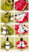 雛人形2016年新作ひな人形「清水久遊作雛人形6/18正唐35親王飾り」●お人形のタイプ:衣裳着雛人形/飾り方:平飾り