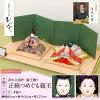 雛人形2016年新作ひな人形「清水久遊作雛人形87/87正絹35親王飾り」●お人形のタイプ:衣裳着雛人形/飾り方:平飾り