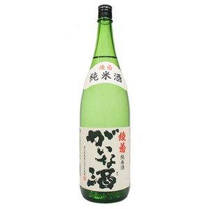 綾菊 純米がいな酒1800ml