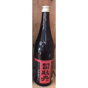 司牡丹 本醸造酒 土佐の超辛口ひやおろし2017 720ml