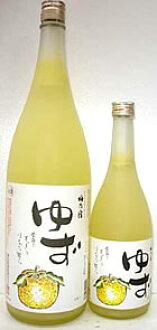 梅乃宿柚子酒720ml