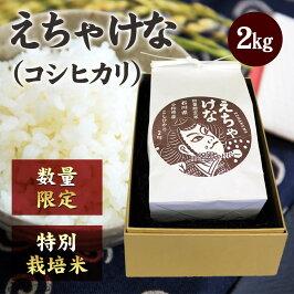 えちゃけな(コシヒカリ)2kg