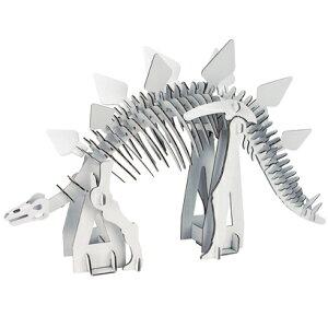 ハコモ ステゴサウルス ダンボール おもちゃ 知育玩具 模型 インテリアホビー 趣味 コレクション