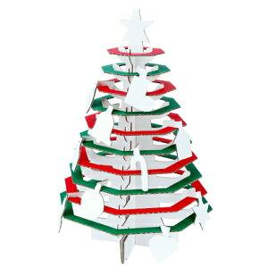 ハコモ クリスマスツリー ダンボール おもちゃ 知育玩具 模型 インテリアホビー 趣味 コレクション