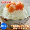 無洗米 ふさこがね 10kg(5kg×2)千葉県産 おいしい♪手間なし♪簡単♪※送料無料※【♯販路多様化緊急対策事業】