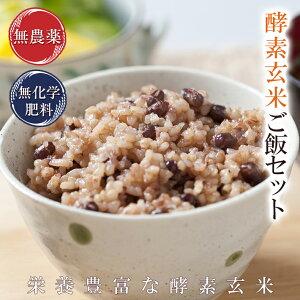 【新米入荷】酵素玄米 5kgセット送料無料 令和3年産 福井県産無農薬玄米