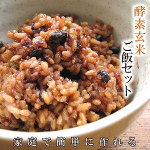 酵素玄米 5kgセット送料無料★令和2年産新米 福井県産無農薬玄米