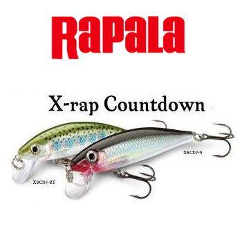 【全商品ポイント10倍!4/22 20:00〜4/26 1:59迄】【メール便可】ラパラ X-RAP(エックスラップ)カウントダウン XRCD-5