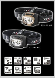 冨士灯器 ZEXUS ZX-280BK【ブラック】