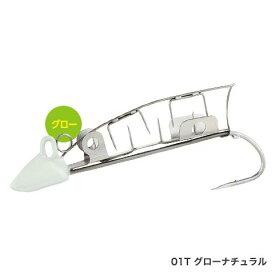 【メール便可】シマノ 太刀魚ゲッター 時短テンヤ【4号】104J