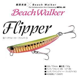 【メール便可】DUO Beach Walker(ビーチウォーカー) フリッパー 32g