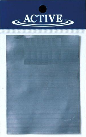 【メール便可】ACTIVE(アクティブ)【強力接着剤付】鉛シール 1.0mm