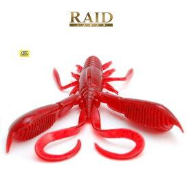 【メール便可】RAID JAPAN BATTLE HOG(バトルホッグ) 4.4インチ