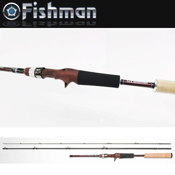 【全商品ポイント10倍!9/21 20:00〜9/26 1:59迄】Fishman Beams inte(ビームス インテ) 7.9UL【3ピースベイトロッド】